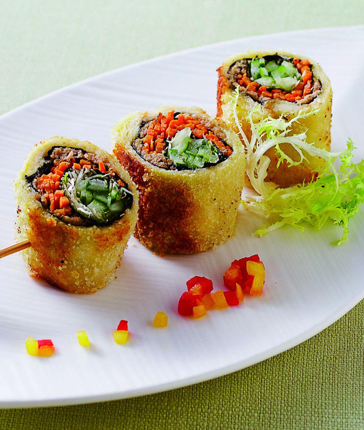 食譜:壽司卷(1)