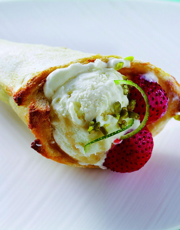 食譜:冰淇淋土司