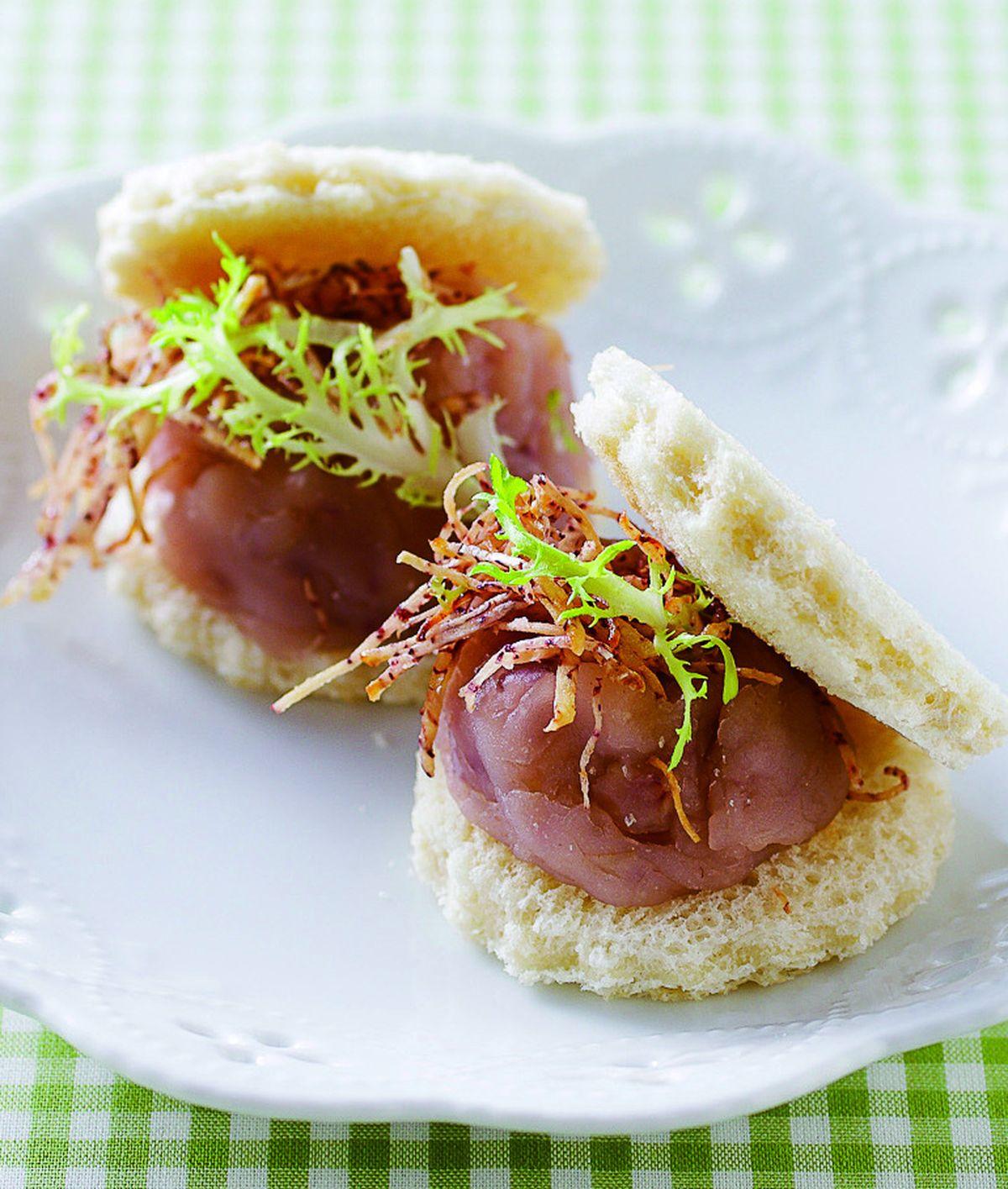 食譜:香芋土司