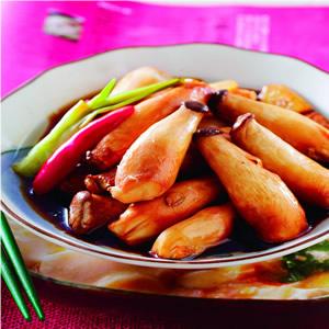香滷杏鮑菇(1)
