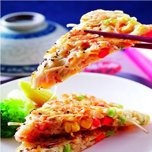 金針菇韓式煎餅