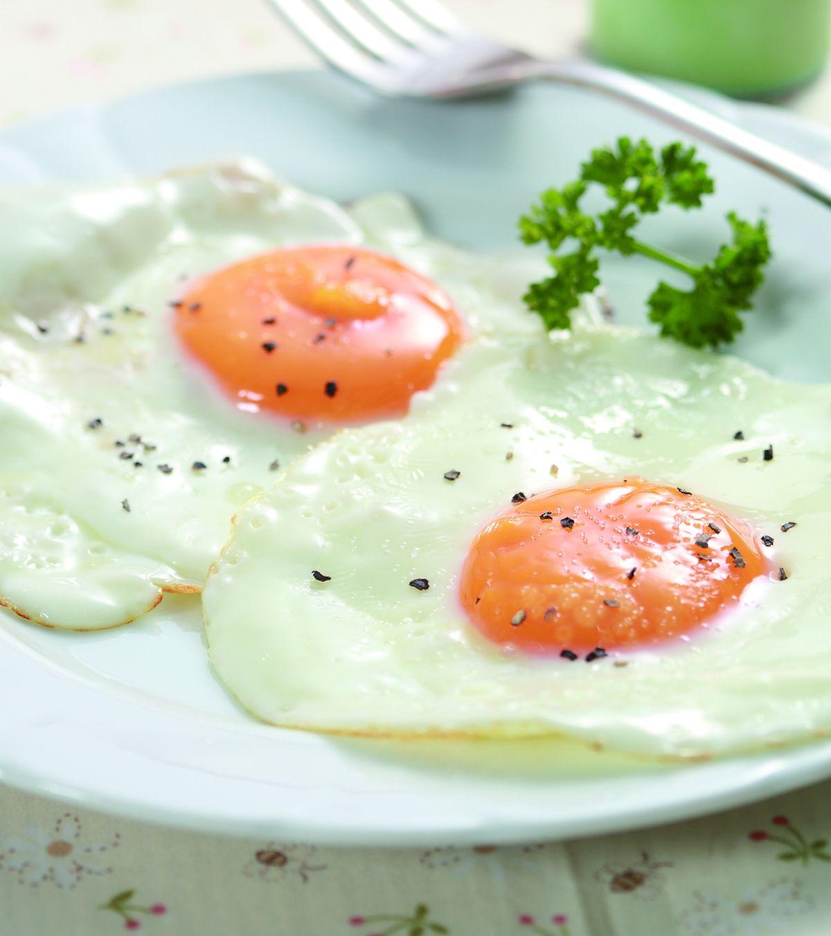 食譜:太陽蛋