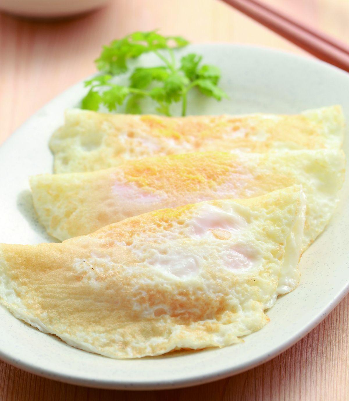 食譜:荷包蛋(2)