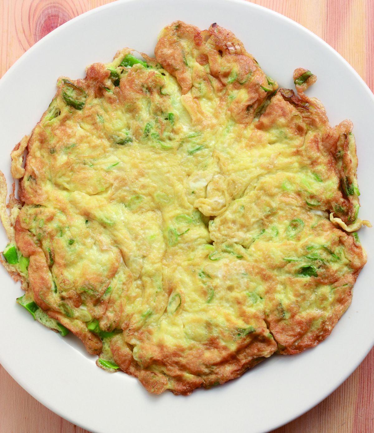 食譜:蔥花蛋(2)