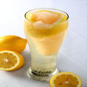 檸檬氣泡茶冰沙