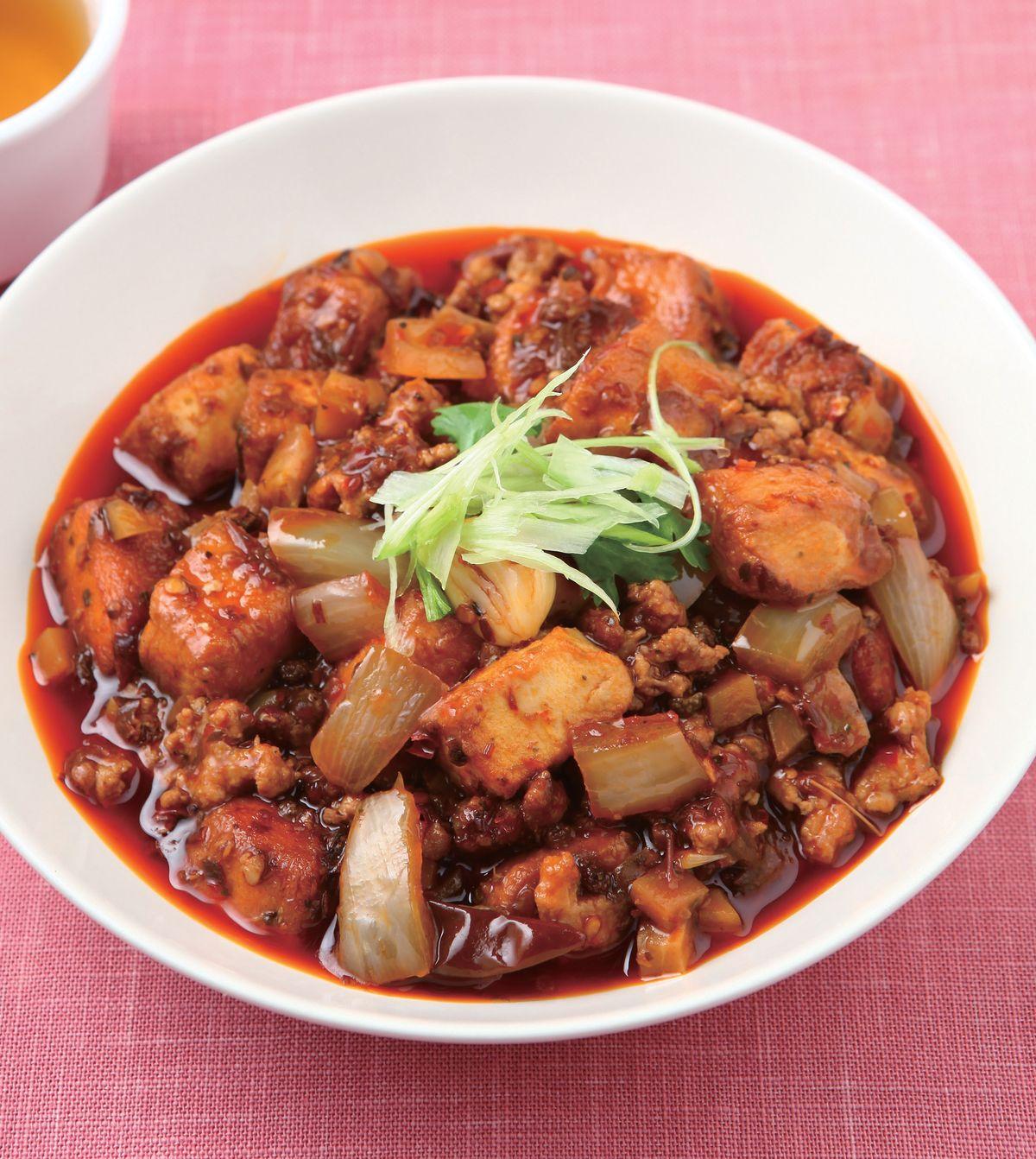 食譜:麻婆豆腐(38)