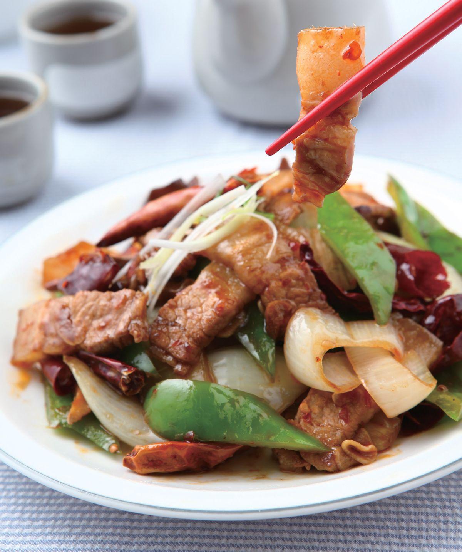 食譜:辣味回鍋肉