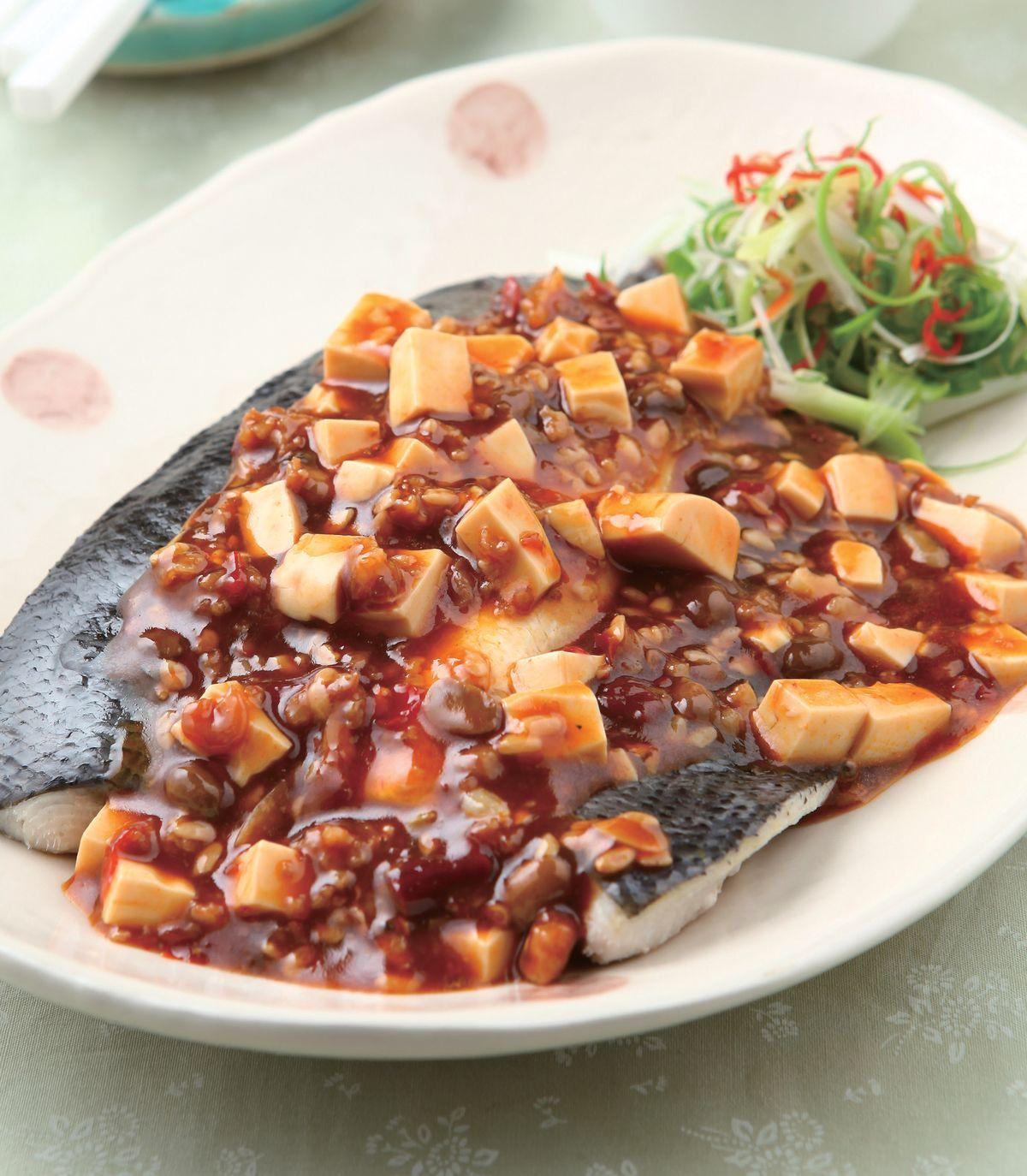 食譜:豆瓣鮮魚