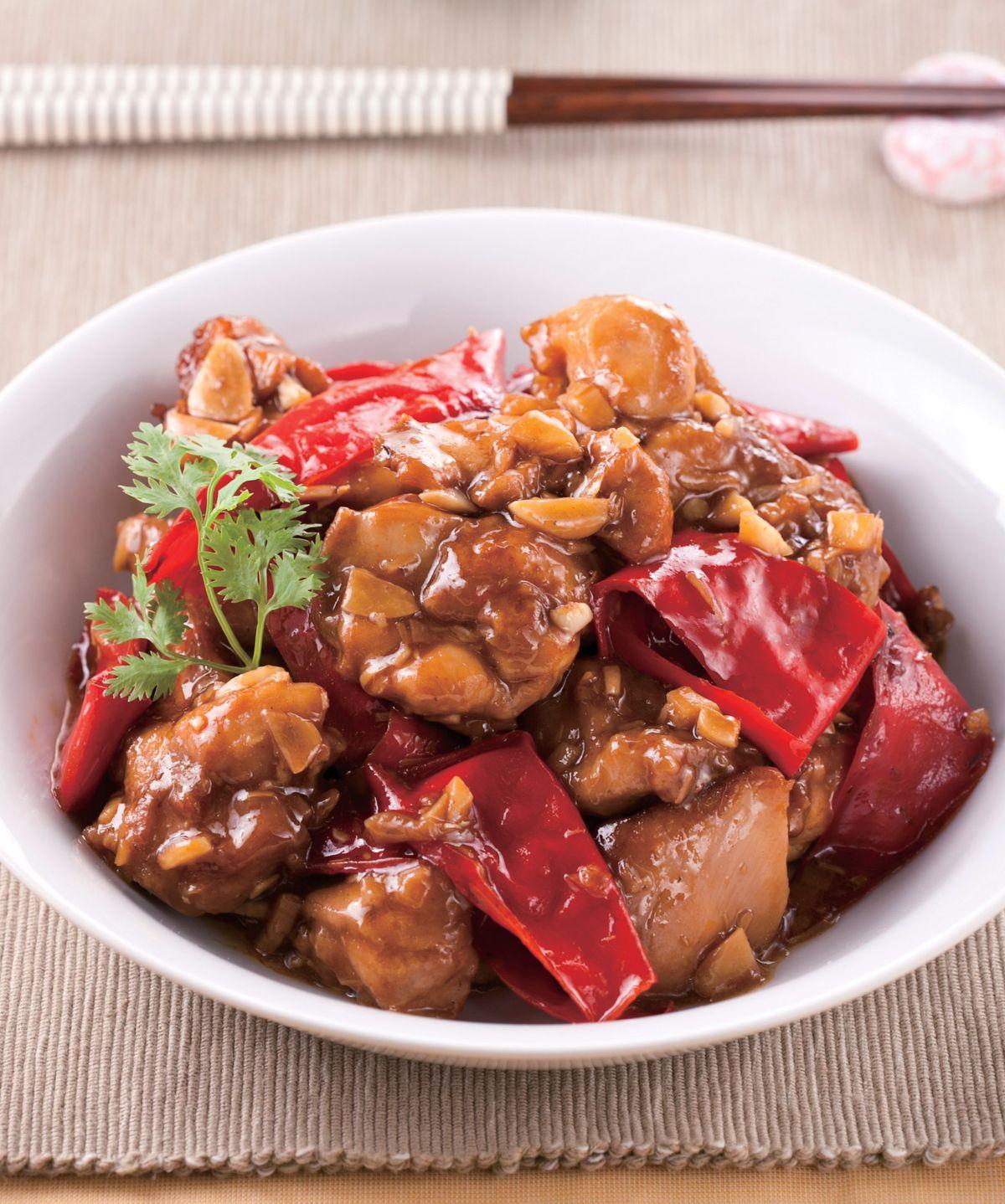 食譜:左宗棠雞(10)