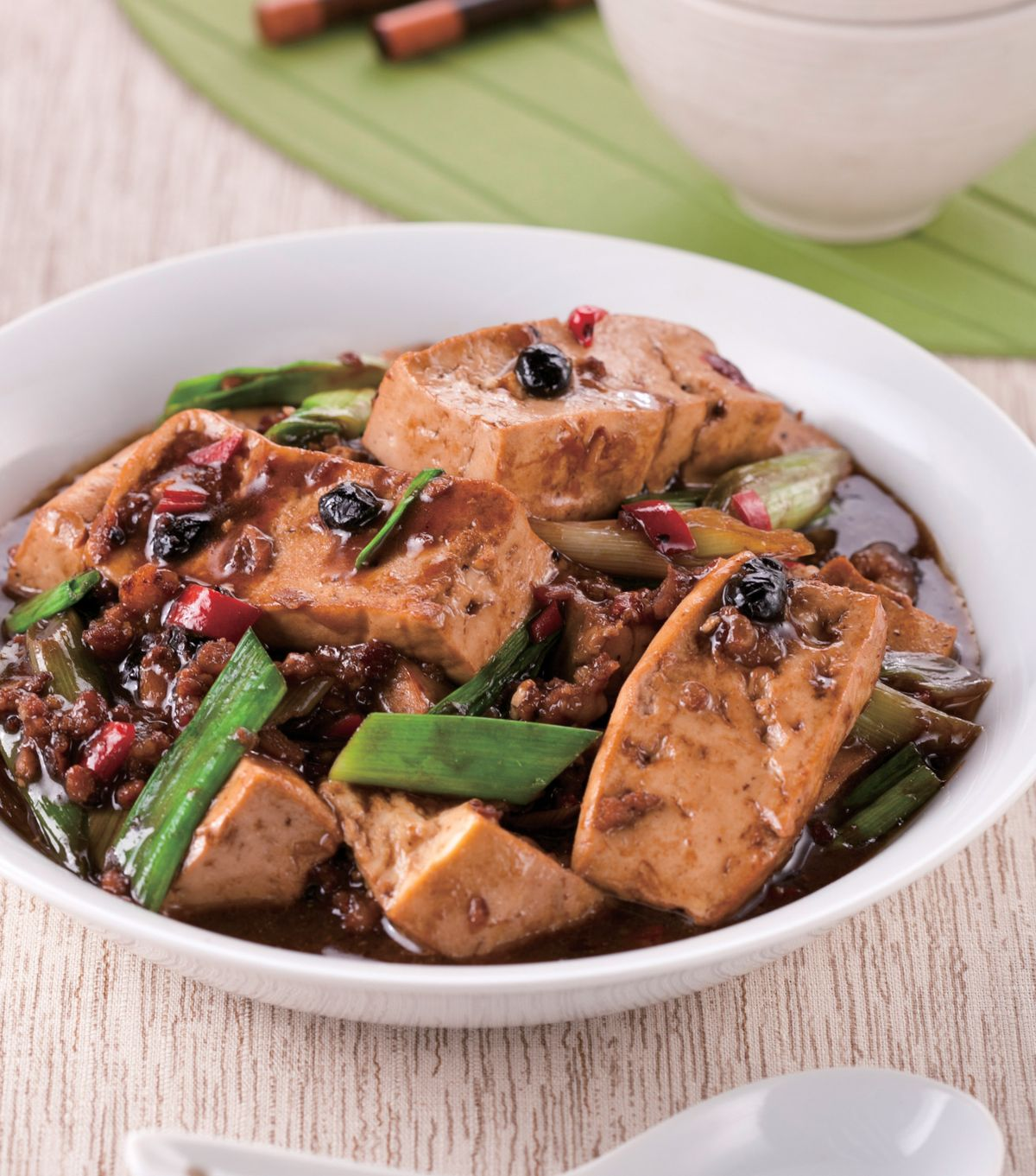 食譜:湖南豆腐
