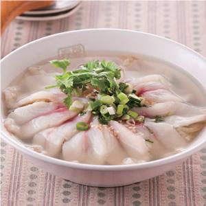 湯泡魚生(1)