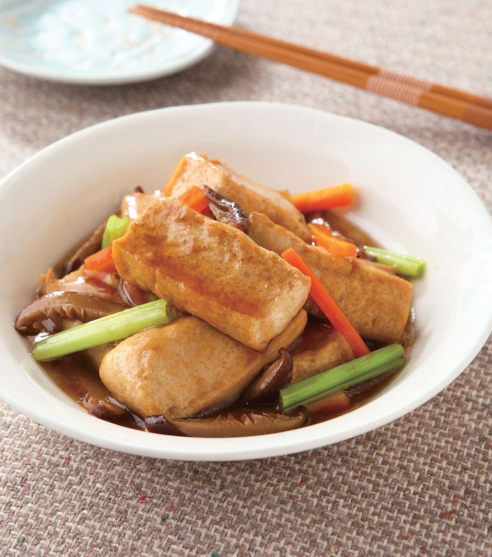 食譜:紅燒豆腐(7)