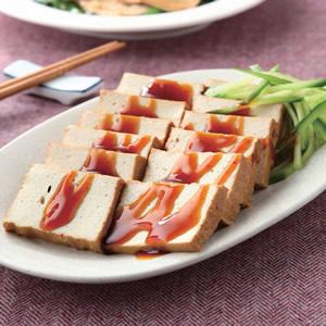 香滷百頁豆腐