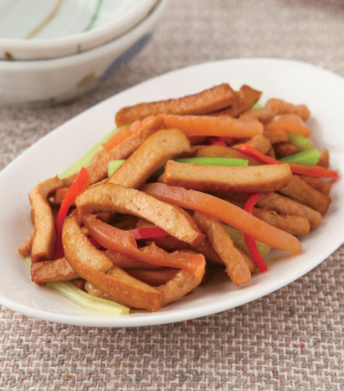 食譜:素小炒(1)