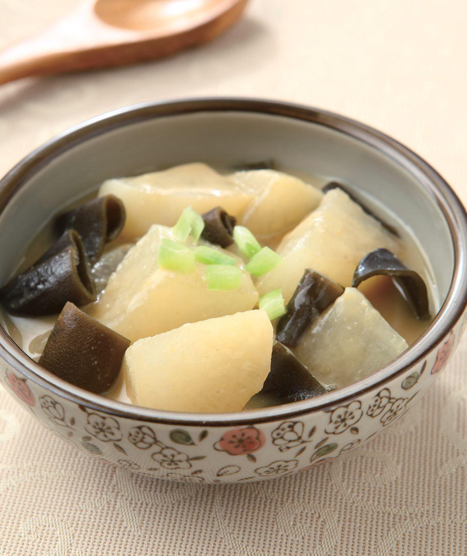 食譜:味噌昆布蘿蔔