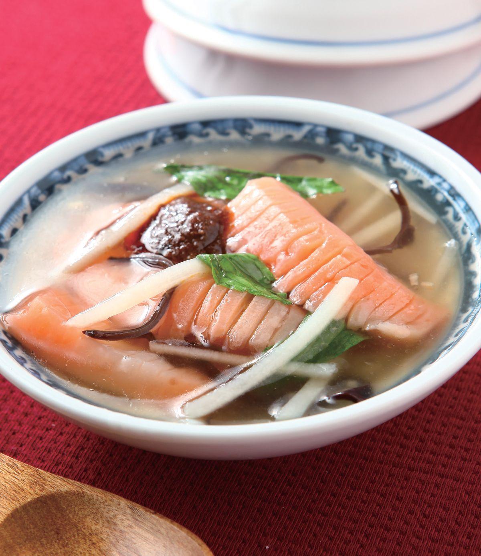 食譜:素魷魚羹
