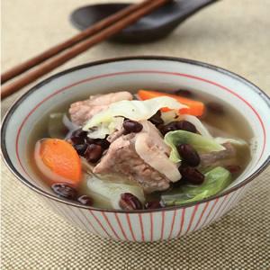 紅豆南瓜湯