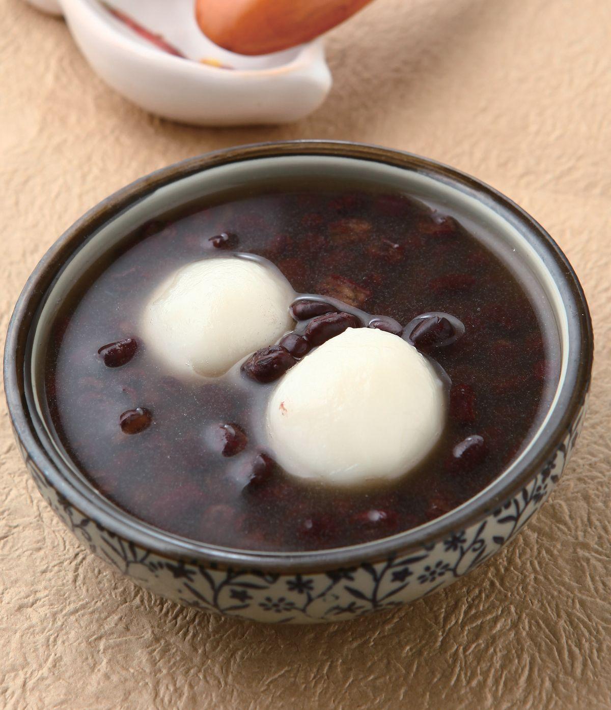 食譜:麻糬紅豆湯
