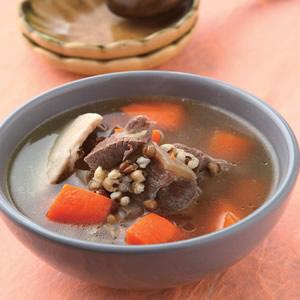 薏仁茯苓羊肉煲