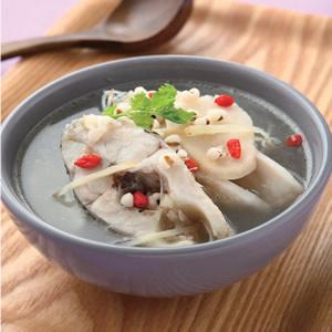 淮山薏仁鮮魚湯