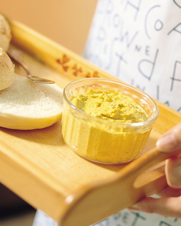 食譜:咖哩乳酪醬1