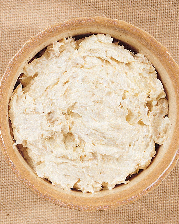 食譜:鮪魚乳酪抹醬