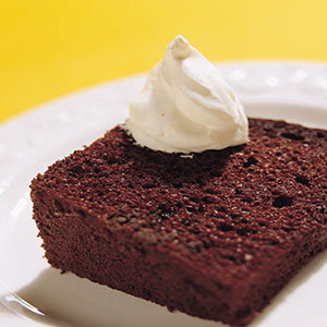 巧克力漆風蛋糕