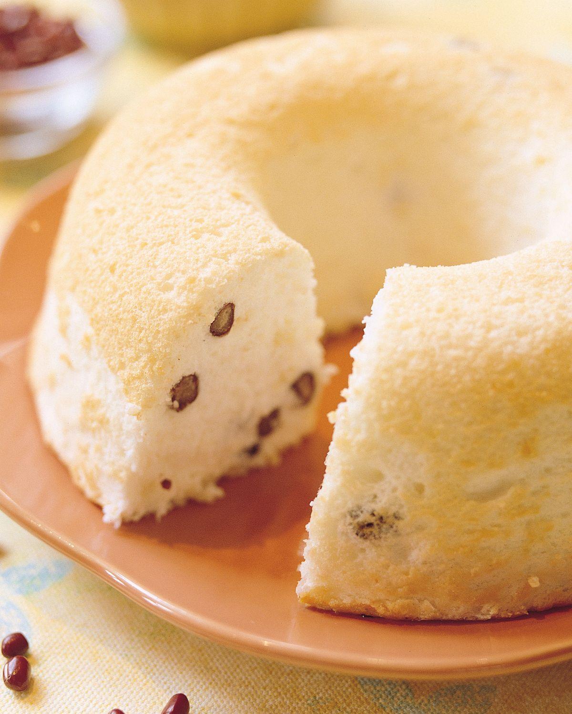 食譜:紅豆天使蛋糕(2)