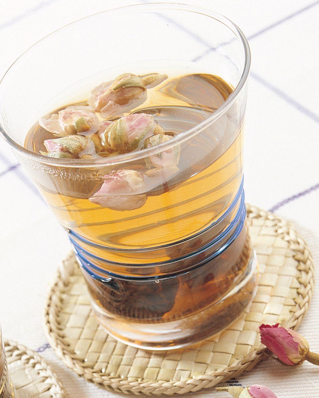 食譜:玫瑰烏梅去脂茶