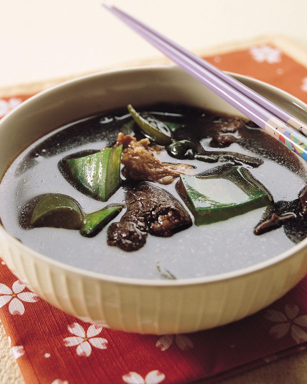食譜:蘆薈解毒湯