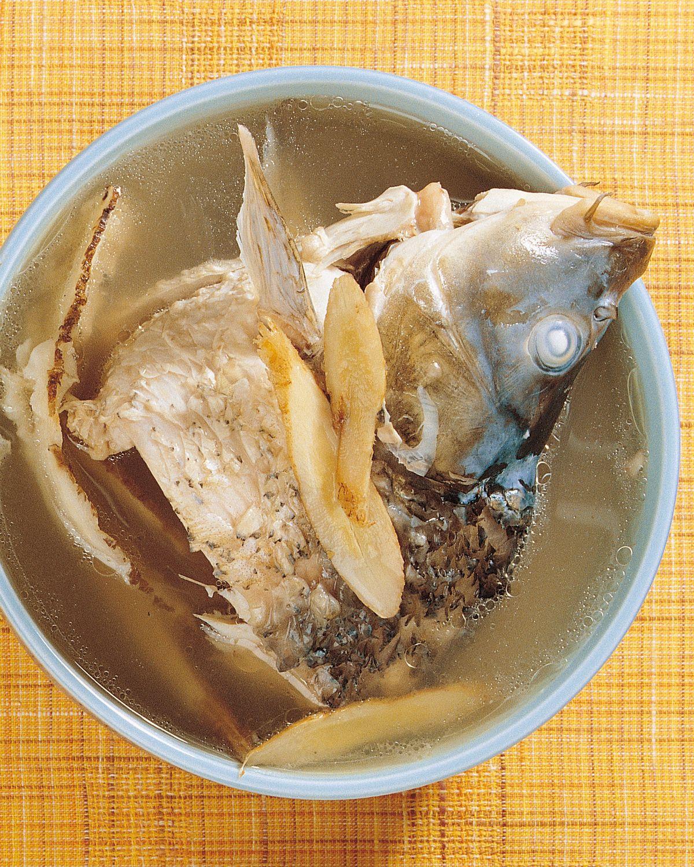 食譜:歸耆鯉魚湯