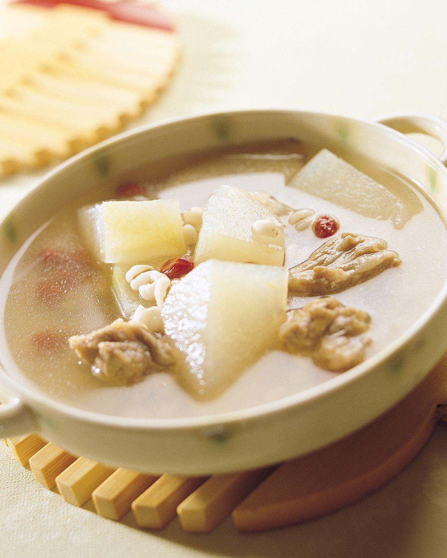 食譜:去濕美白湯