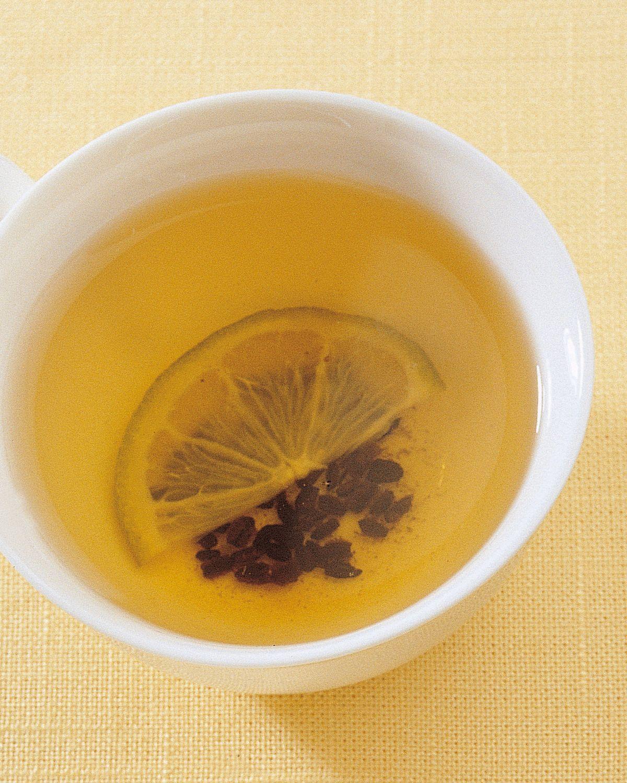 食譜:決明檸檬茶