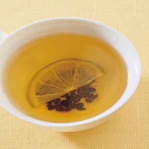決明檸檬茶