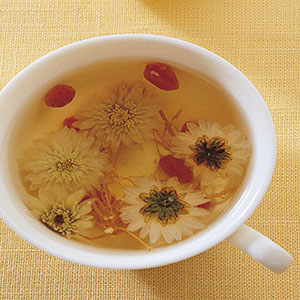 枸菊參鬚茶