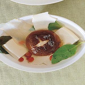 于麻豆腐湯