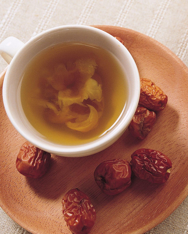 食譜:桂圓紅棗茶