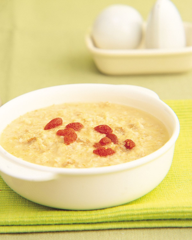 食譜:胚芽燕麥粥