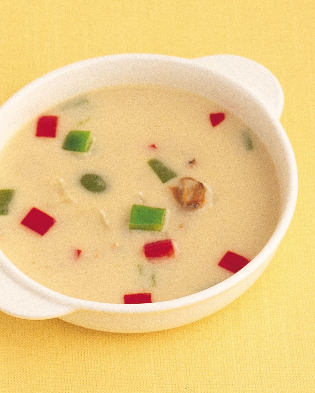 食譜:蛤蜊馬鈴薯濃湯