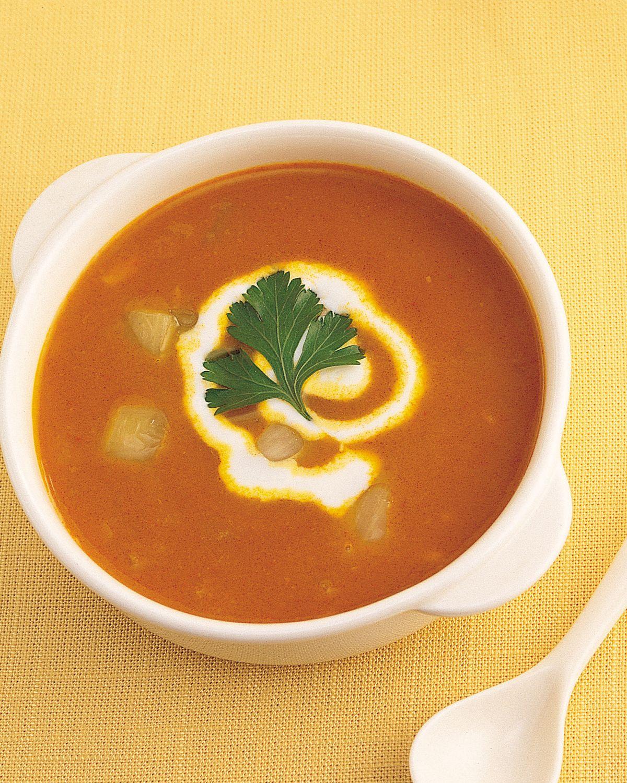 食譜:優格胡蘿蔔湯
