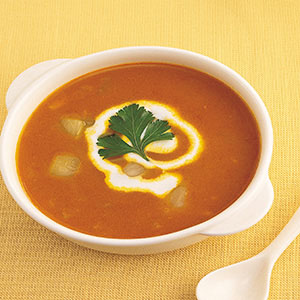 優格胡蘿蔔湯