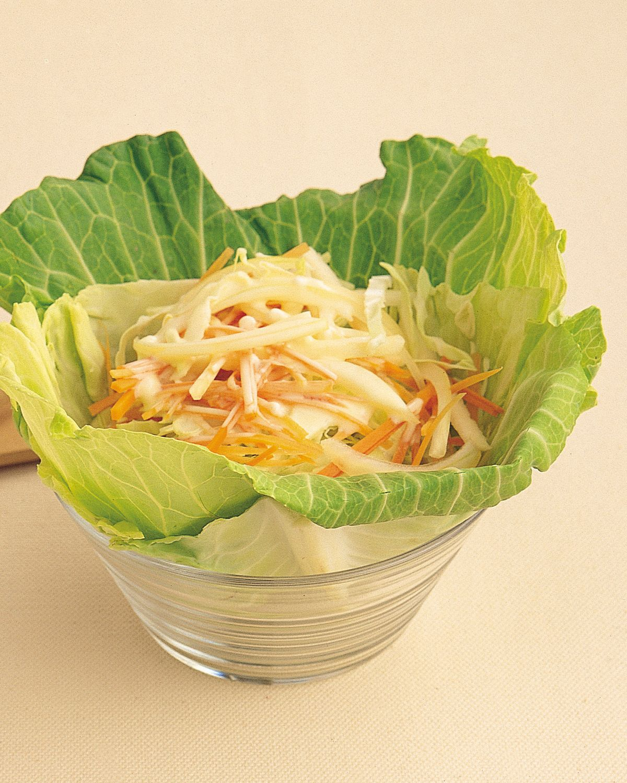 食譜:涼拌高麗菜