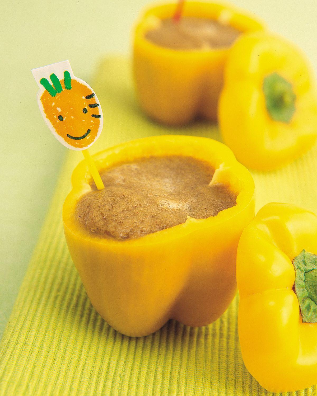 食譜:優格蕃茄蔬菜汁