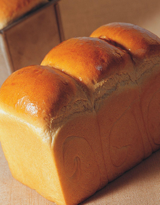 食譜:英式山型土司