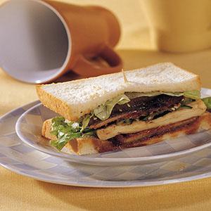 和風滑溜三明治