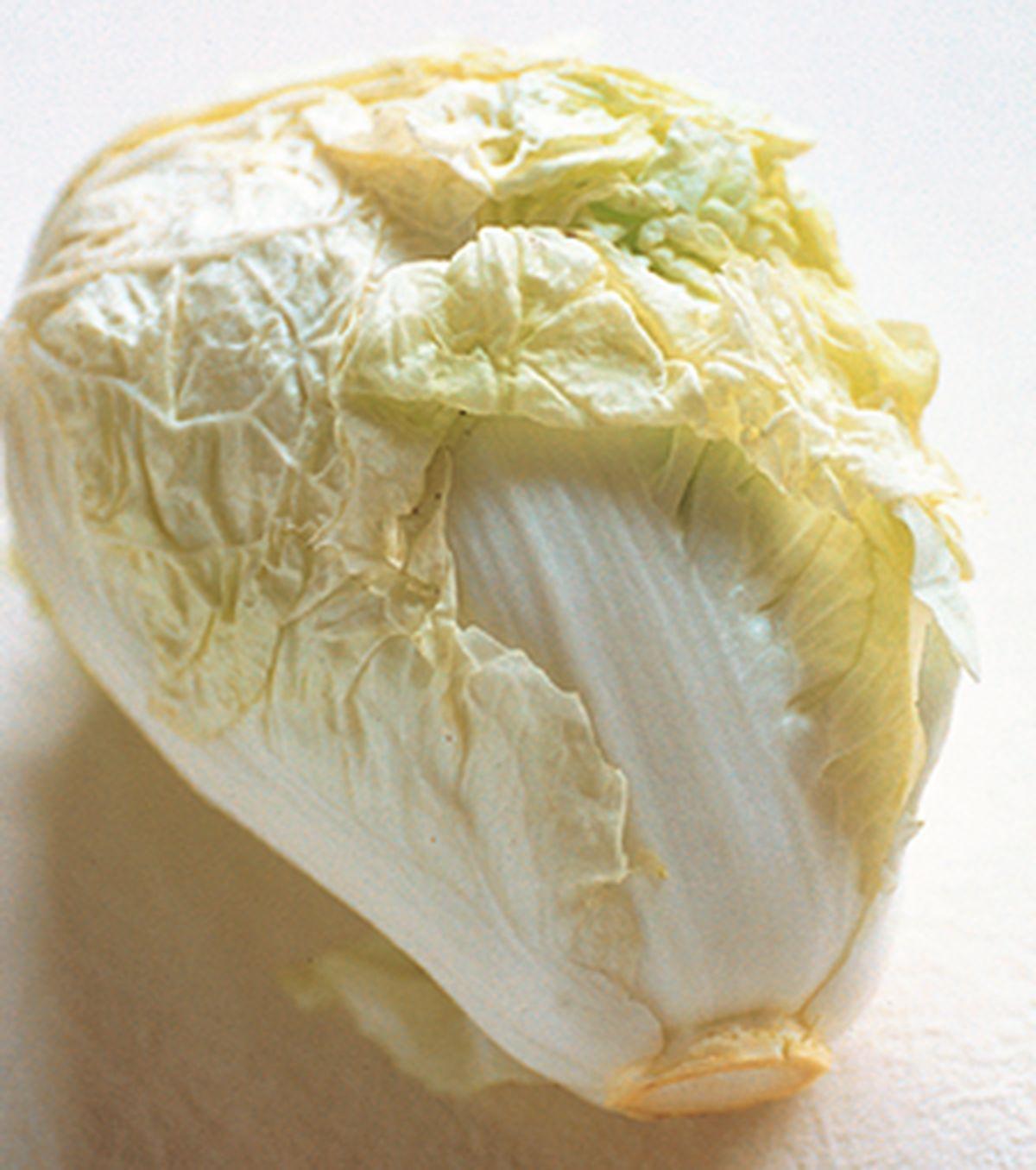 食譜:餃子大白菜餡