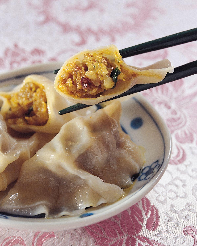 食譜:咖哩豬肉餃子餡
