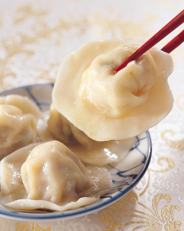 食譜:芥末海鮮餃子餡