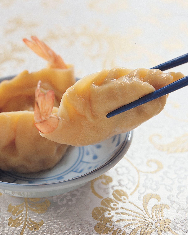 食譜:全蝦餃子餡