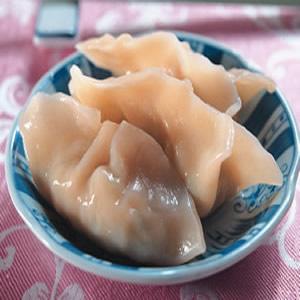 油豆腐荸薺餃子餡